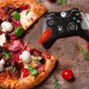 Sette pizze per sette videogiochi