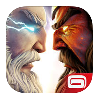 Gods of Rome per iPad