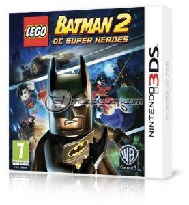 LEGO Batman 2: DC Super Heroes per Nintendo 3DS