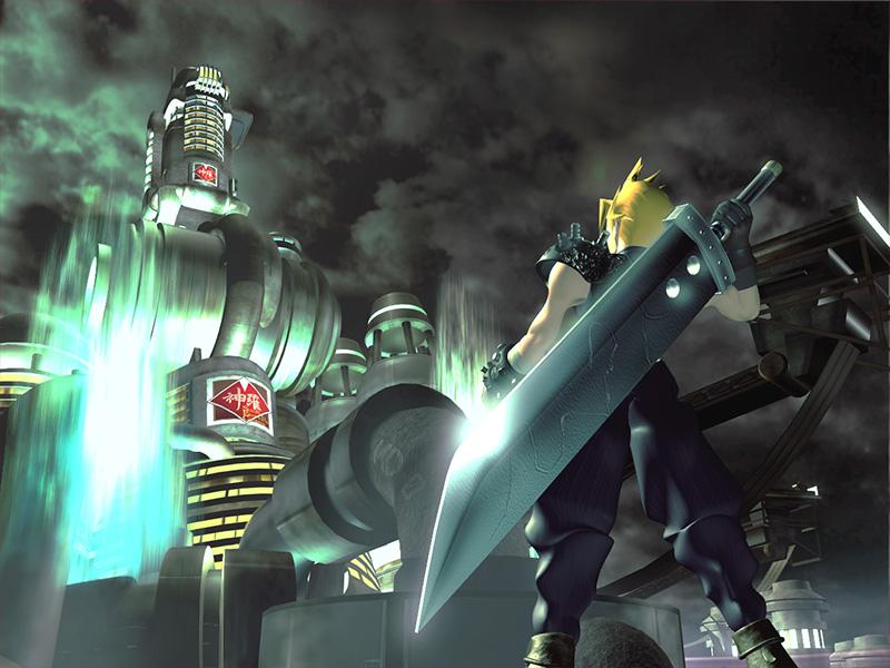 Final Fantasy VII arriva finalmente anche su Android