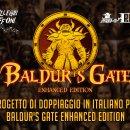 Una campagna su Eppela per il doppiaggio in italiano di Baldur's Gate: Enhanced Edition