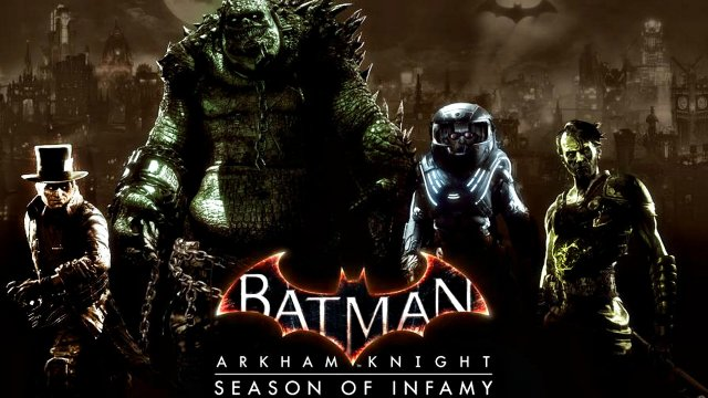 Batman: Arkham Knight - L'Era dell'Infamia