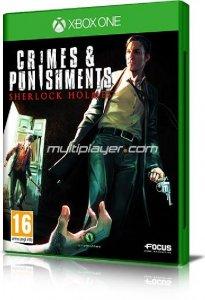 Sherlock Holmes: Crimini e Punizioni per Xbox One