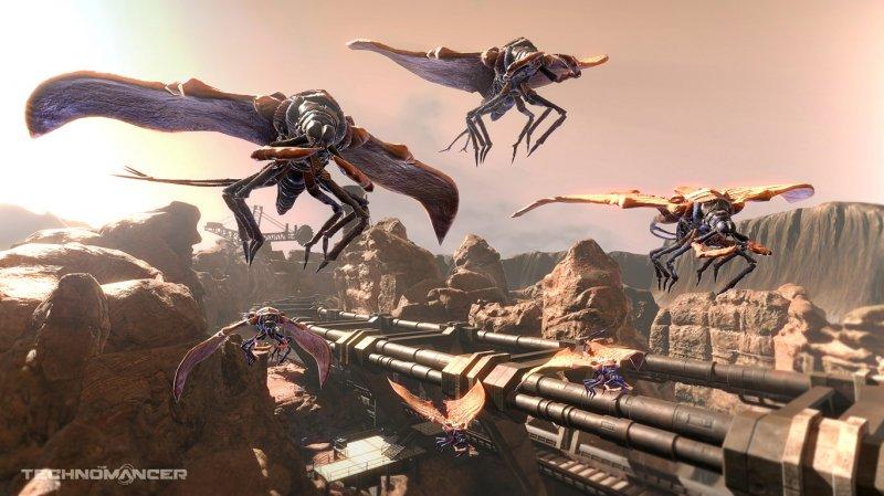 La risoluzione di The Technomancer è stata portata a 900p su Xbox One
