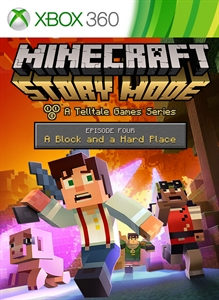 Minecraft: Story Mode - Episode 4: A Block and a Hard Place per Xbox 360