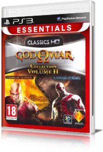 God of War Collection II per PlayStation 3