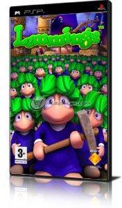 Lemmings per PlayStation Portable