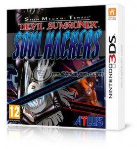 Shin Megami Tensei: Devil Summoner - Soul Hackers per Nintendo 3DS