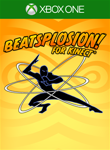 Beatsplosion for Kinect per Xbox One