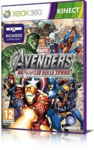 Marvel Avengers: Battaglia per la Terra per Xbox 360