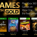 Games with Gold - Gennaio 2016