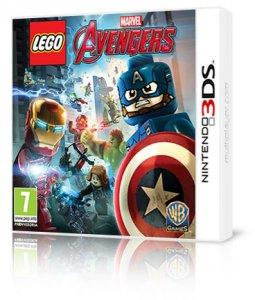 LEGO Marvel's Avengers per Nintendo 3DS