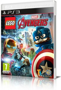 LEGO Marvel's Avengers per PlayStation 3