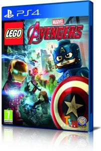 LEGO Marvel's Avengers per PlayStation 4