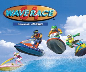 Wave Race 64 per Nintendo Wii U