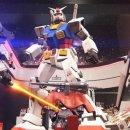 È possibile sperimentare l'esperienza di Gundam in realtà virtuale presso la VR Zone di Bandai Namco