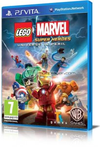 LEGO Marvel Super Heroes per PlayStation Vita