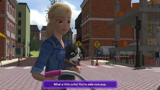 Barbie e le sue Sorelle: Salvataggio Cuccioli