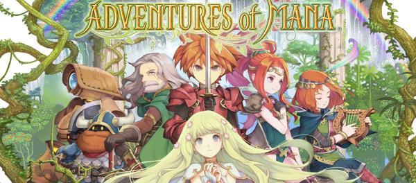 Square Enix sta considerando una versione occidentale di Adventures of Mana per PlayStation Vita