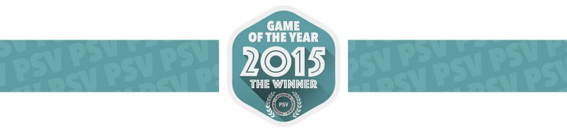 Il Gioco dell'Anno 2015 - I Vincitori