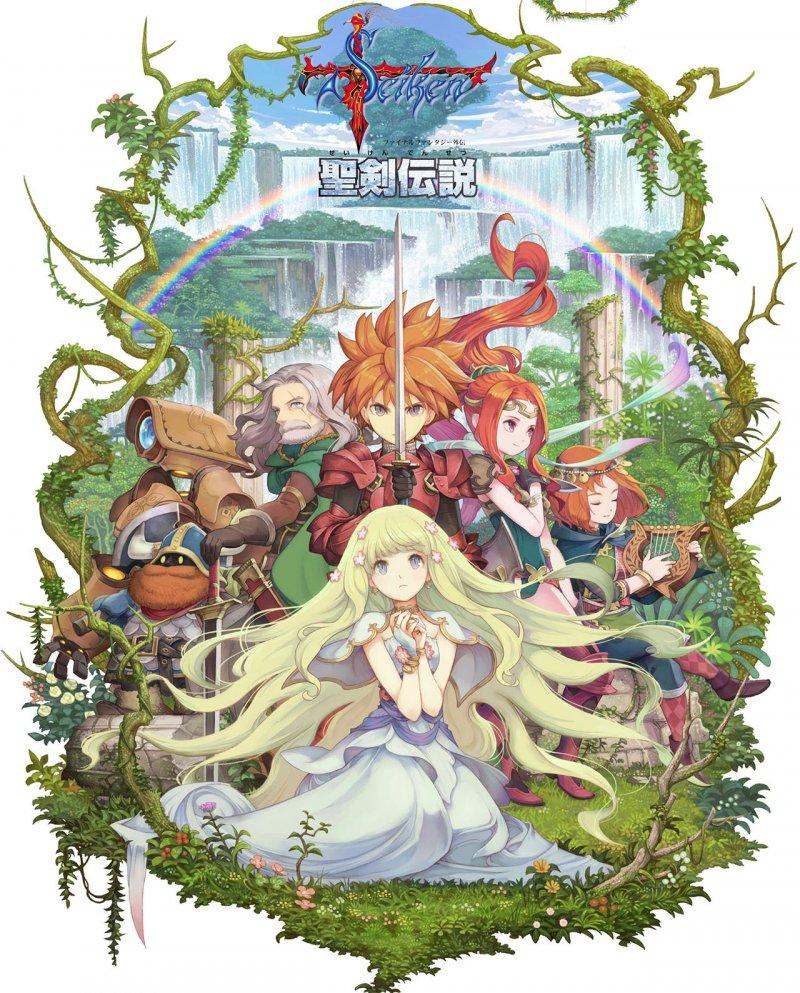 Square Enix porta Adventures of Mana in occidente