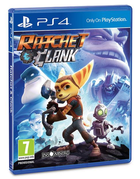 Annunciata la data di uscita di Ratchet & Clank