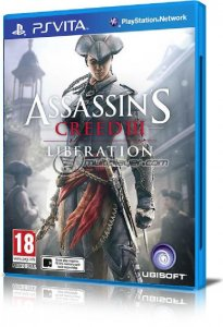 Assassin's Creed III: Liberation per PlayStation Vita