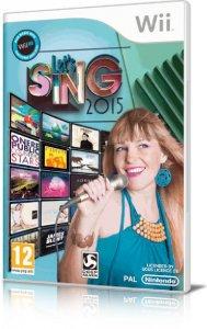 Let's Sing 2015 per Nintendo Wii