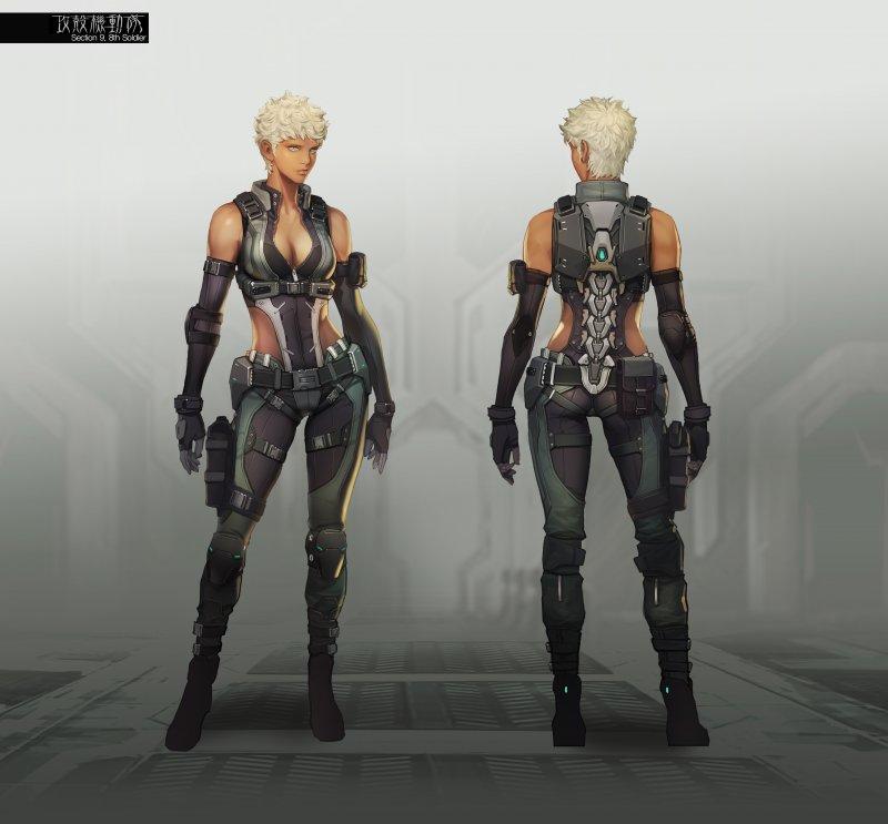 Un nuovo personaggio e altre novità per Ghost in the Shell: Stand Alone Complex