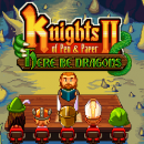 "Knights of Pen and Paper 2 - Il trailer dell'espansione ""Here be Dragons"""