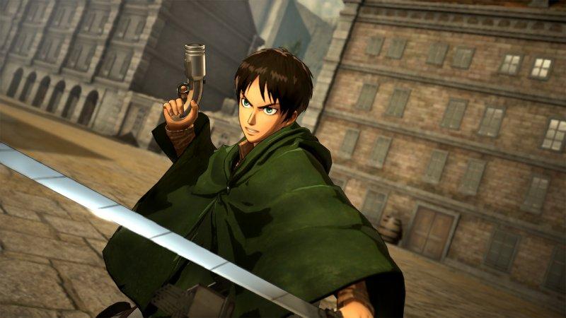 Attack on Titan riceverà un aggiornamento per introdurre una co-op online per quattro giocatori