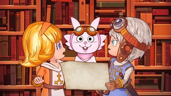 Dragon Quest of the Stars per sistemi mobile è disponibile