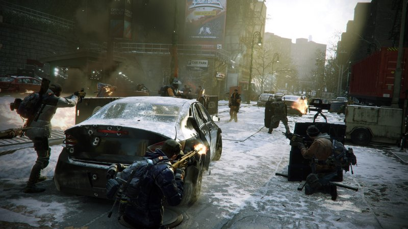 Ben 26 GB di download per la beta di Tom Clancy's The Division su PC