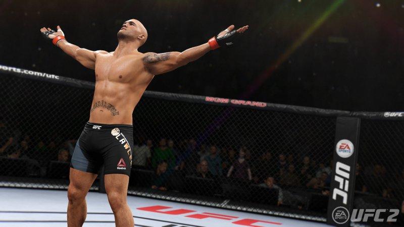 Una versione di prova di UFC 2 è disponibile su PlayStation 4 e Xbox One