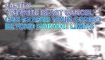Nitroplus Blasterz: Heroine's Infinite Duel - Trailer del gameplay