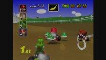 Mario Kart 64 - Trailer di lancio della versione Wii U Virtual Console