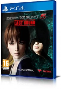 Dead or Alive 5: Last Round per PlayStation 4