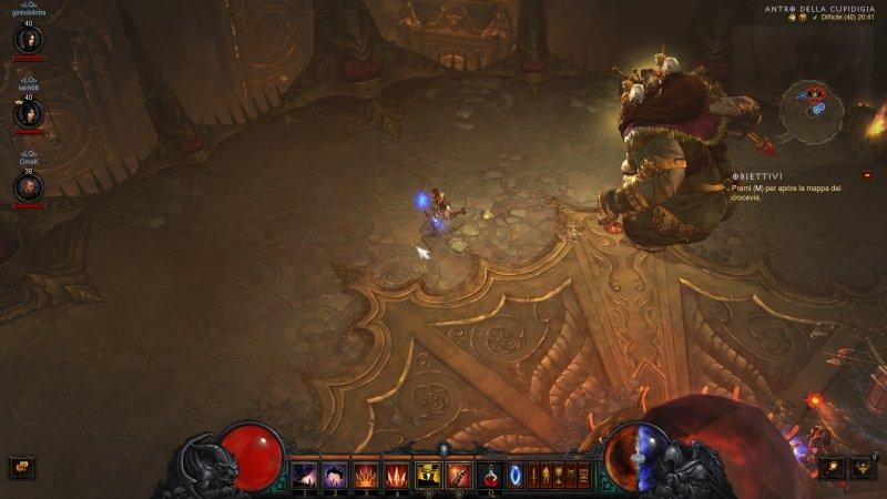 Blizzard sta lavorando a Diablo IV?