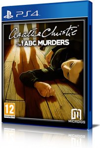 Agatha Christie: The ABC Murders per PlayStation 4