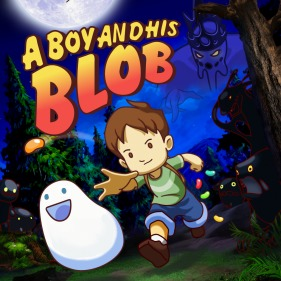 A Boy and His Blob per PlayStation Vita