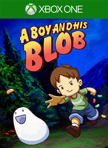 A Boy and His Blob per Xbox One
