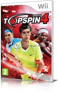 Top Spin 4 per Nintendo Wii