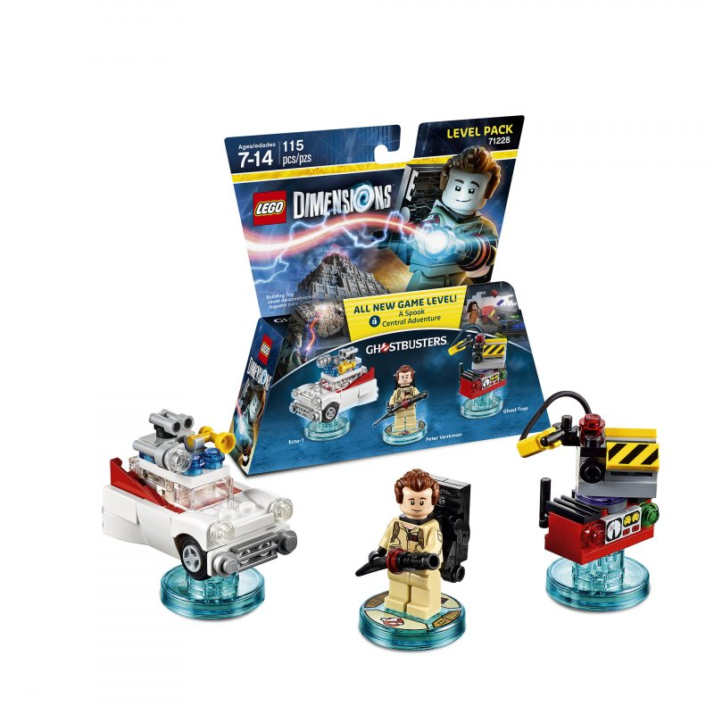 I Ghostbusters arrivano in LEGO Dimensions, vediamone il trailer