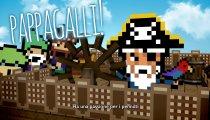 Pixel Piracy - Trailer d'annuncio per la versione console