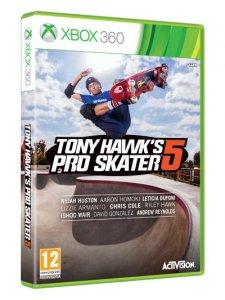 Tony Hawk's Pro Skater 5 per Xbox 360