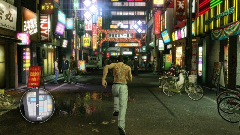Yakuza Kiwami: re-enter the dragon