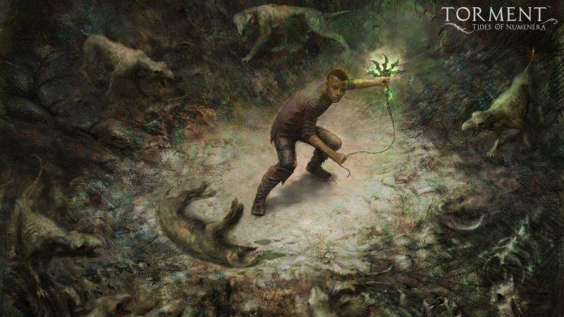 La beta di Torment: Tides of Numenera comincerà il 17 gennaio per i backer