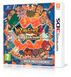 Inazuma Eleven 3: Fuoco Esplosivo per Nintendo 3DS