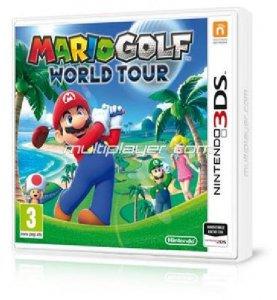 Mario Golf: World Tour per Nintendo 3DS