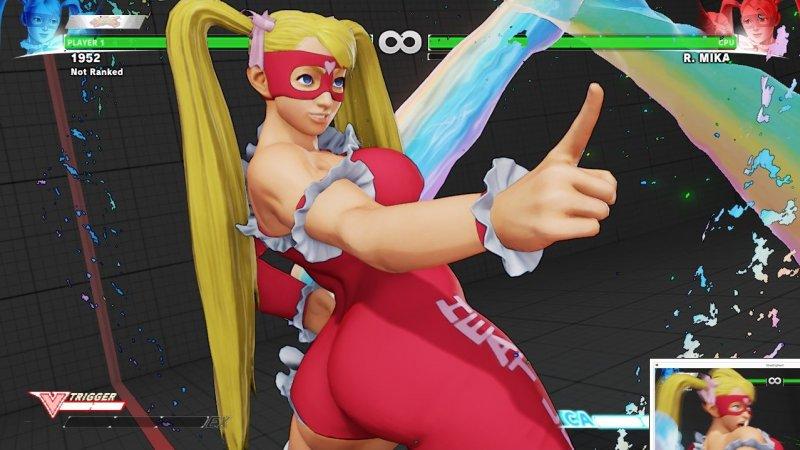 [Aggiornata] Svelate le dimensioni di Street Fighter V